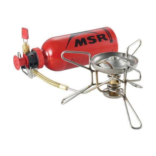 MSR - Réchaud à cartouche Whisperlite