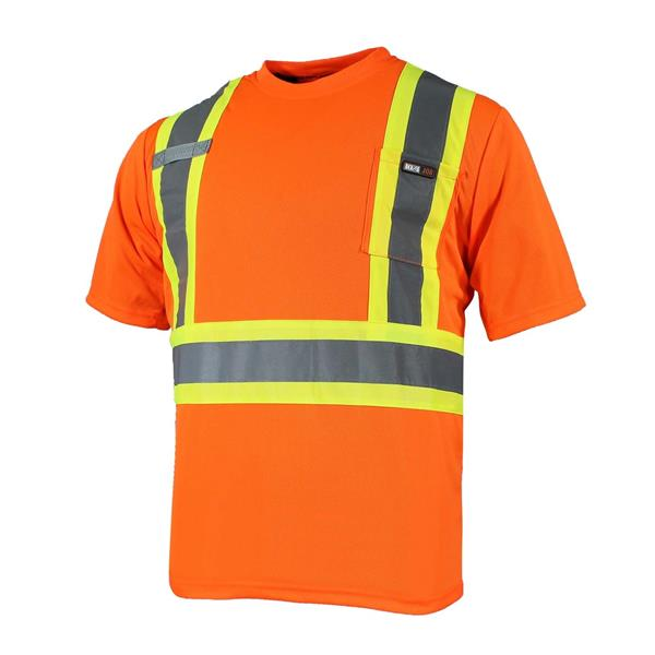 10/4 Job - 25-400 Security Short Sleeves T-Shirt