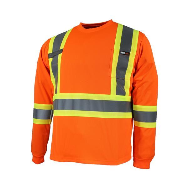 10/4 Job - 25-400L Security Long Sleeves T-Shirt
