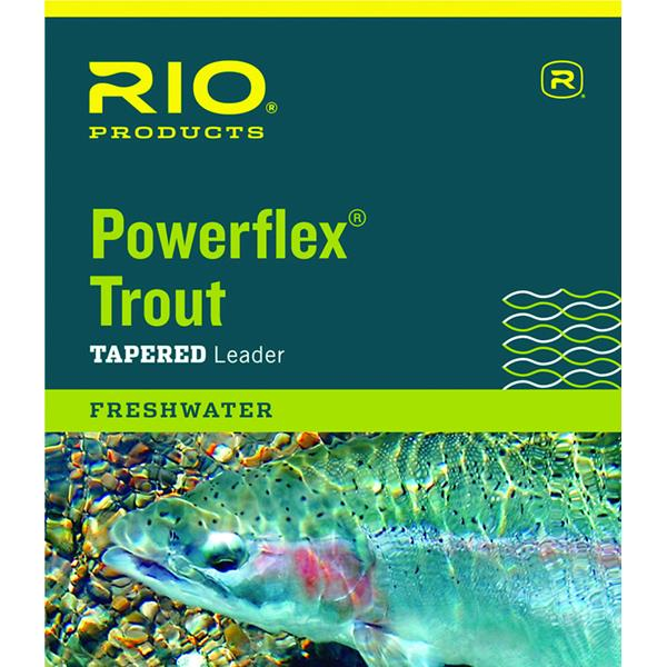 Rio Products - Bas de ligne Powerflex Trout