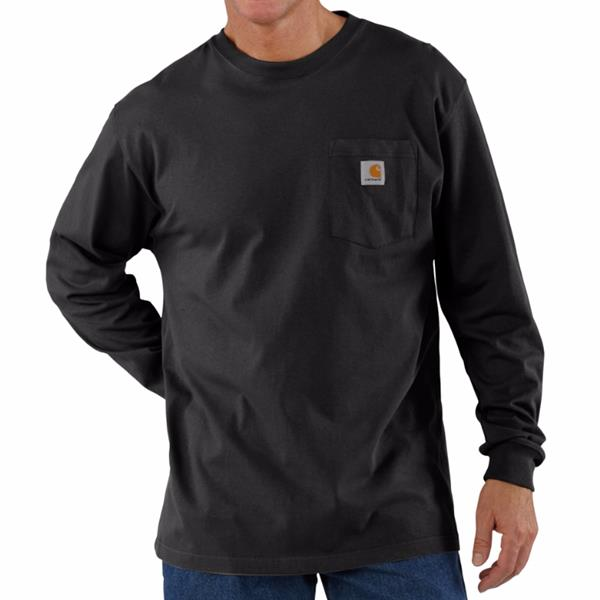Carhartt - Men's K126 Long Sleeved Work Sweater