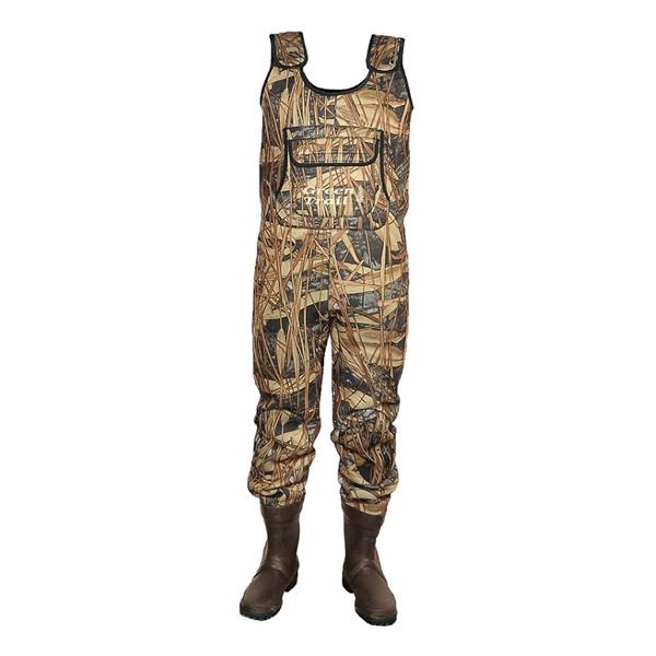 Green Trail - Bottes-pantalon en néoprène W30 pour homme