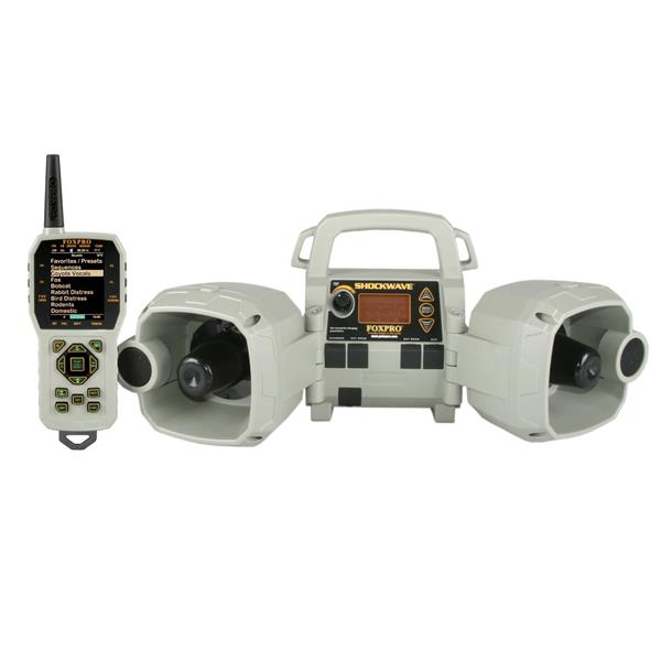 Foxpro - Shockwave Digital Call