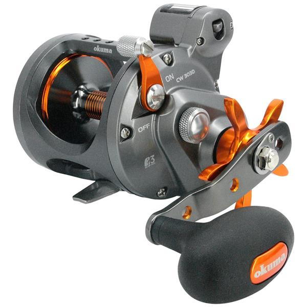 Okuma - Cold Water Line Counter Reel