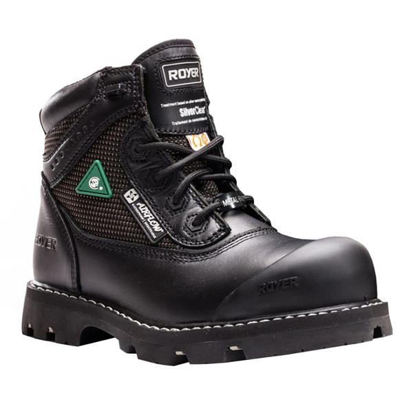 ROYER - Men's 10-8400 Safety Boots