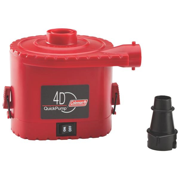 Coleman - Pompe Quickpump 4D