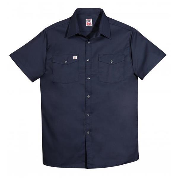 Big Bill - 137 Big Bill Button up Work Shirt