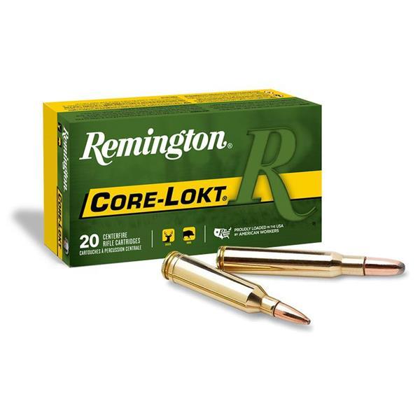 Remington - Balles Core-Lokt 7mm REM MAG