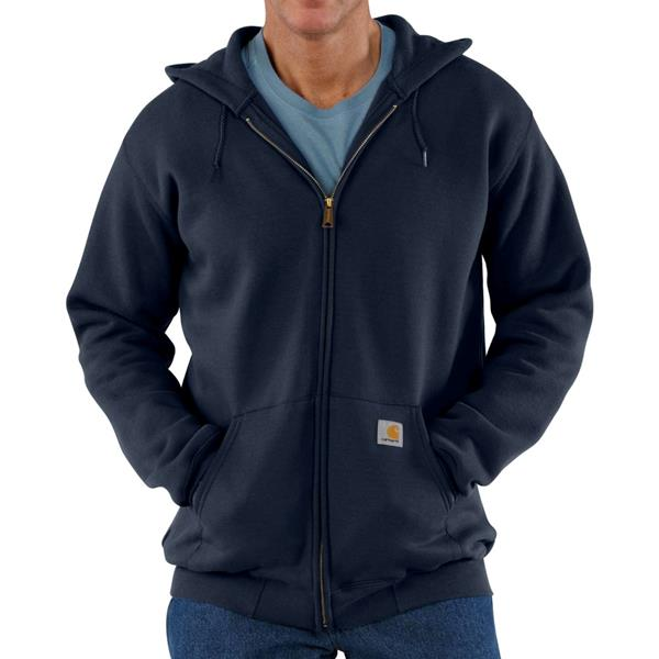 Carhartt - Men's Hooded Zip-front Sweatshirt