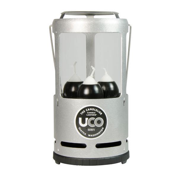 UCO - Lanterne à bougie Chandelier aluminium
