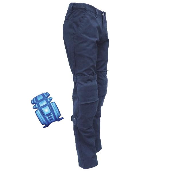 Gatts - Pantalon à genouillères MRB-778A pour homme