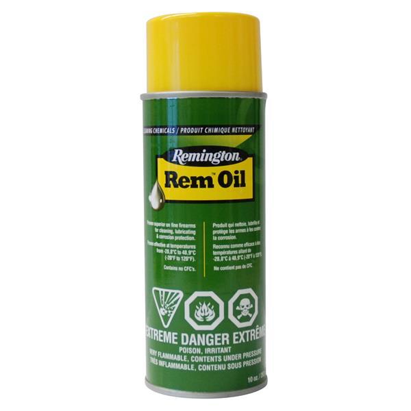 Remington - Huile multi-usage Rem Oil en aérosol pour arme à feu