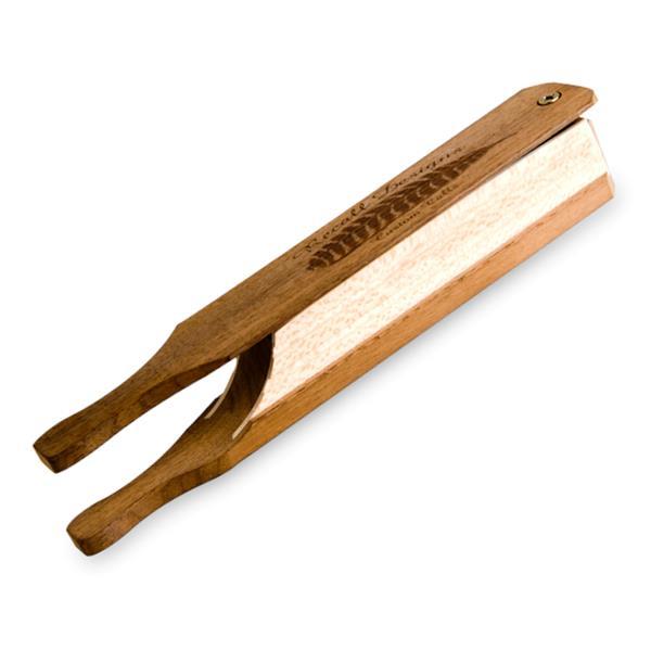 Recall Designs - Appeau à dindon en bois