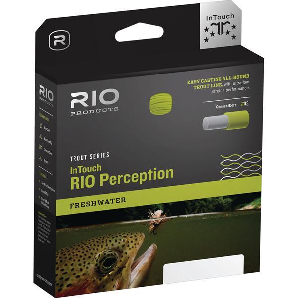 Rio Products - Soie à moucher Perception