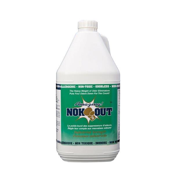 Nok Out - Éliminateur d'odeur recharge 3,8L