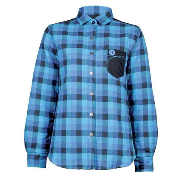 Pilote & Filles - Women's PF410 Padded Plaid Shirt