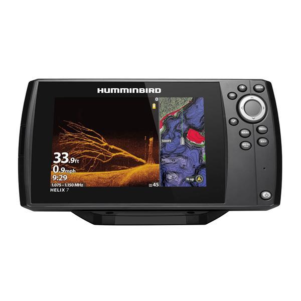Humminbird - Helix 7 Chirp Mega Di GPS G3N