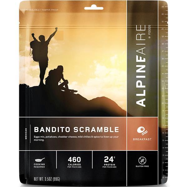 Alpine Aire Foods - Bandito Scramble Bag