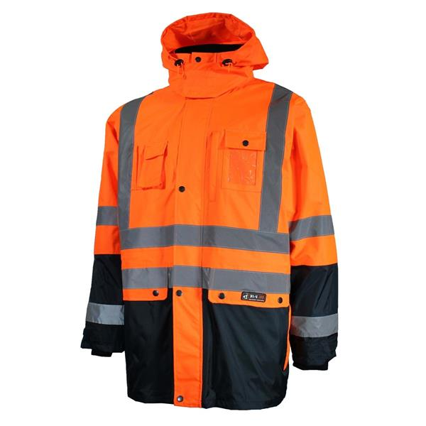 10/4 Job - Rainproof Work Jacket 87-R-305-1-REF