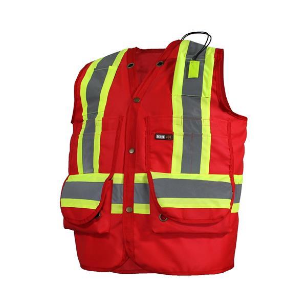 10/4 Job - 87-WA-97 Surveyor Vest