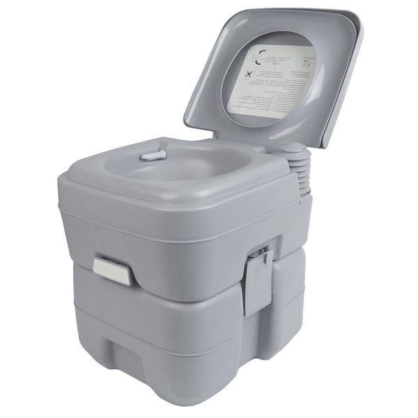 World Famous - Portable Flush Toilet 458