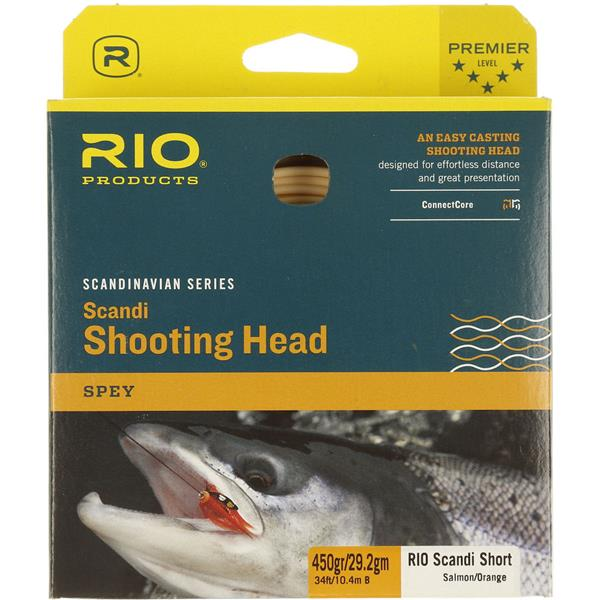 Rio Products - Tête de lancer Spey Scandi Short