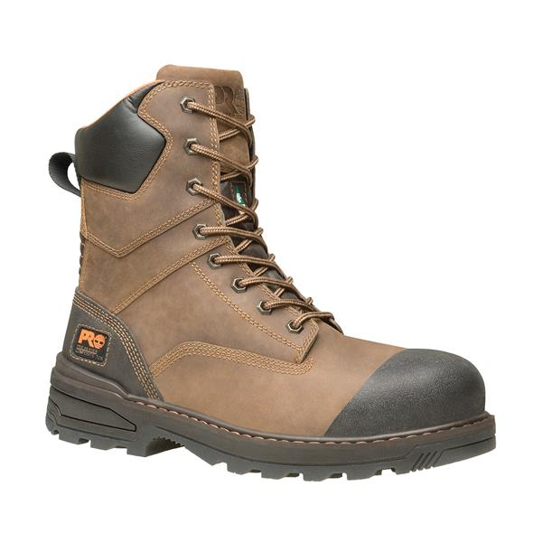 "Timberland PRO - Men's 8"" Resistor Comp Toe PR Safety Boots"