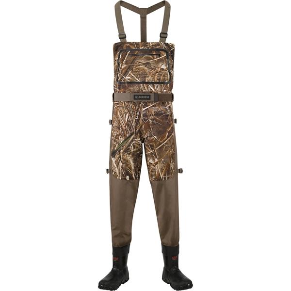 LaCrosse - Bottes-pantalon Alpha Swampfox isolées 600g pour homme