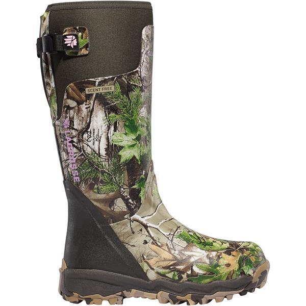 LaCrosse - Women's Alphaburly RealTree Xtra Green Boots
