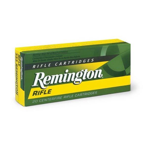 Remington - Balles R220S1 .220 Swift 50gr