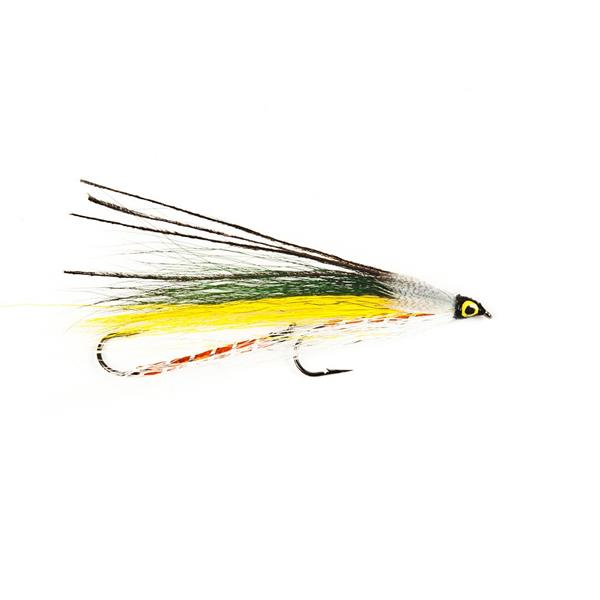 Mouches Neptune Flies - Mouche à tandem Green Ghost