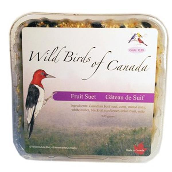 Wild Bird Trading - Gâteau de suif aux fruits