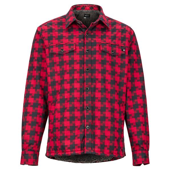 Marmot - Men's Ridgefield Long-Sleeve Flannel Shirt