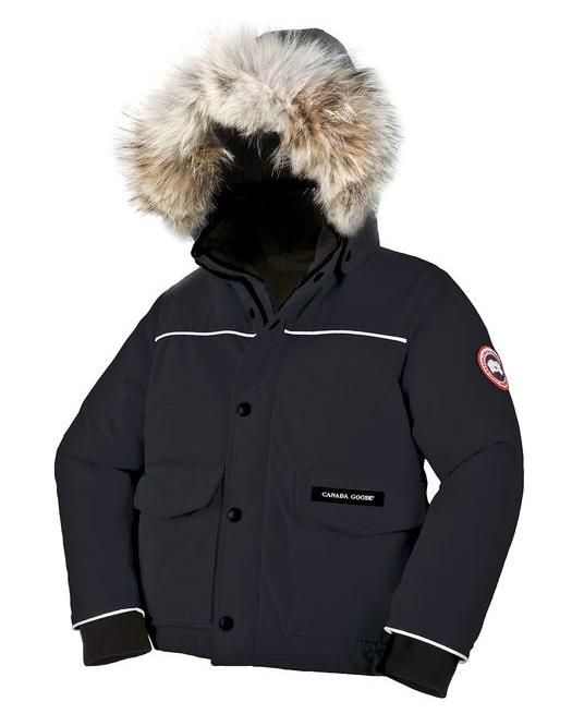 manteau canada goose fille