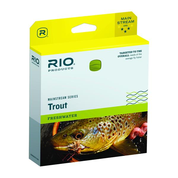Rio Products - Soie à moucher Mainstream Trout WF
