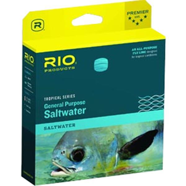 Rio Products - Soie à moucher General Purpose