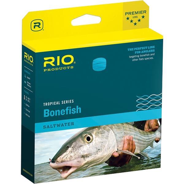 Rio Products - Soie à moucher Bonefish QuickShooter