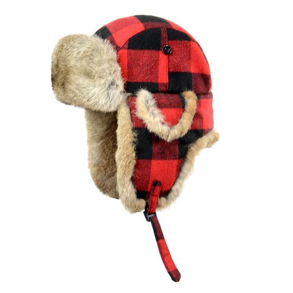Crown Cap - Men's 2-96467 Aviator Hat