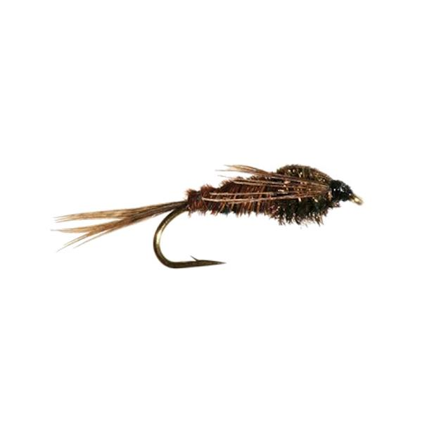 Mouches Neptune Flies - Nymphe Pheasant Tail