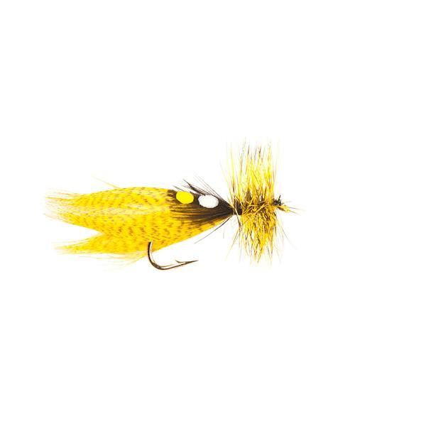 Mouches Neptune Flies - Mouche Streamer Hornberg Painted Eyes