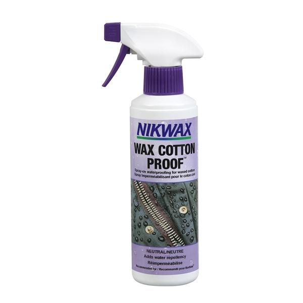 Nikwax - Imperméabilisant pour coton ciré 300 ml