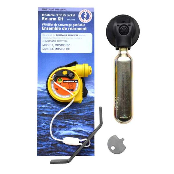 Mustang Survival - Auto Hydrostatic Re-Arm Kit