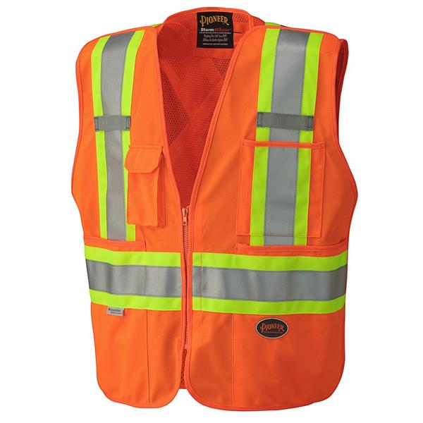 Pioneer - 6935 Safety Tear-Away Vest