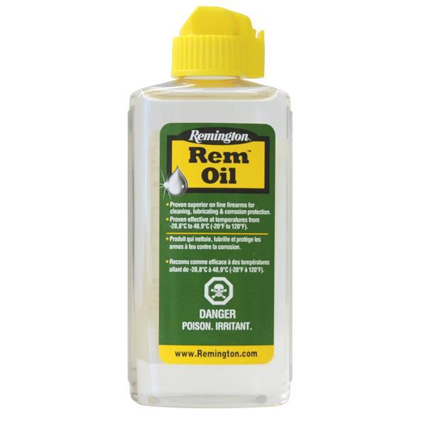 Remington - Rem Oil Firearm Multi-Purpose Oil Bottle