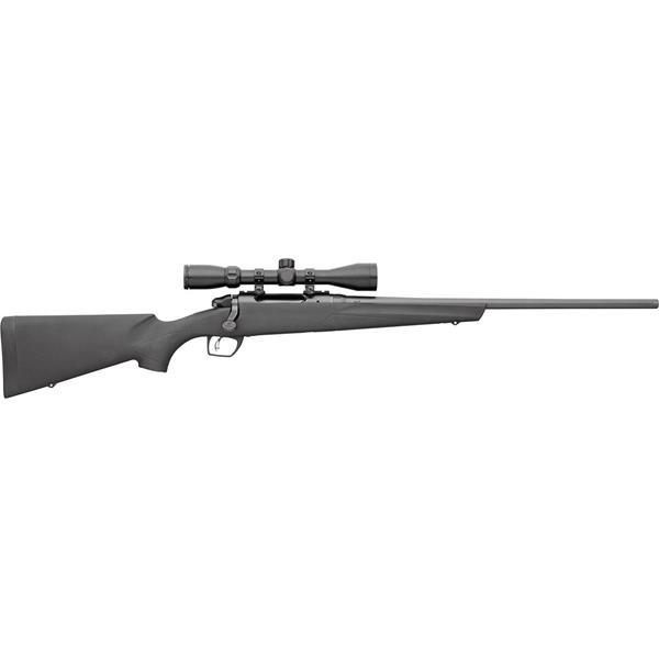 Remington - Carabine à verrou 783 noire avec télescope