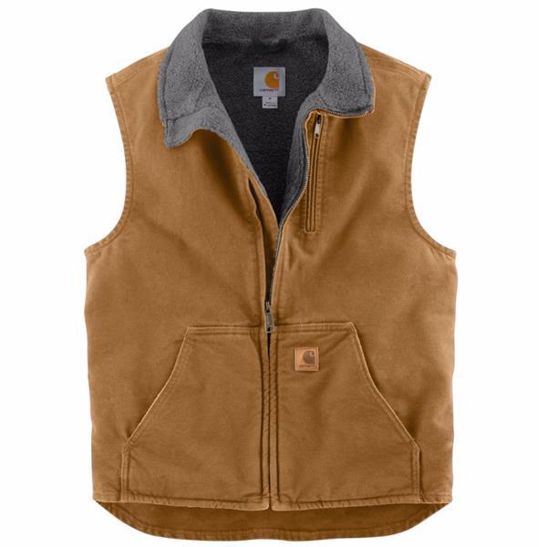 Carhartt - Sandstone Mock-neck Vest