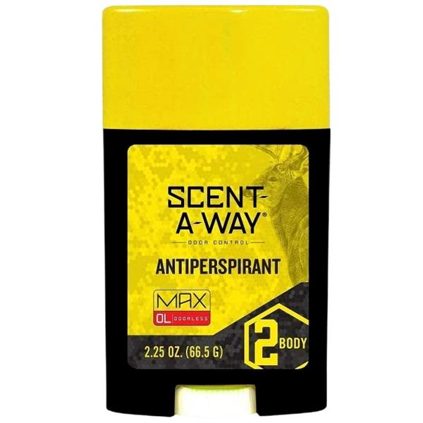 Scent-A-Way - Max Odorless Antiperspirant