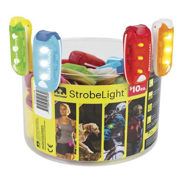 Nathan - Strobe Light