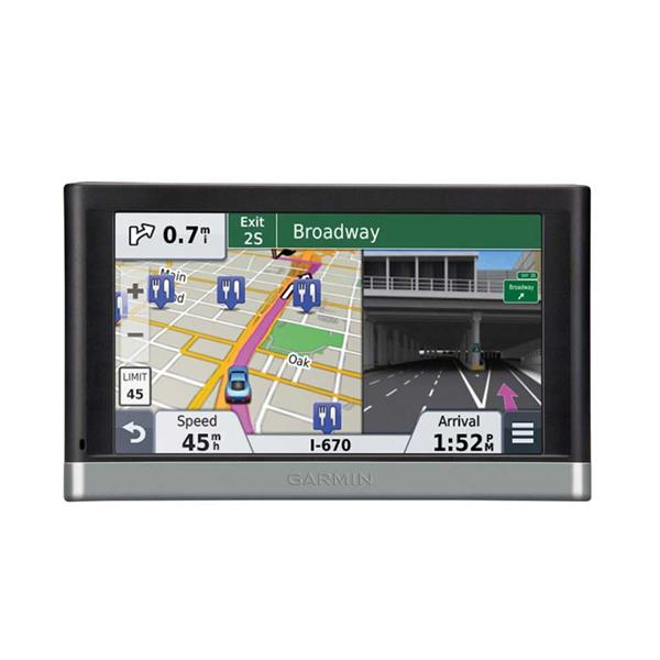 Garmin - GPS Nüvi 2598 LMTHD
