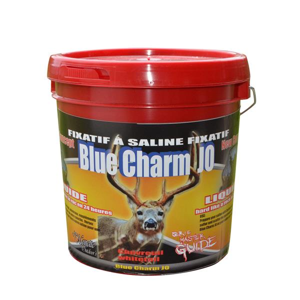 Ferme Monette Outdoor's - Fixatif à saline Blue Charm Jo pour chevreuil